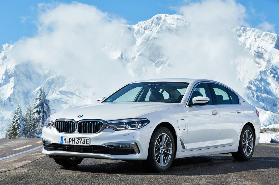 The 530e iPerformance Is BMW\'s First 5 Series Plug In Hybrid – The ...