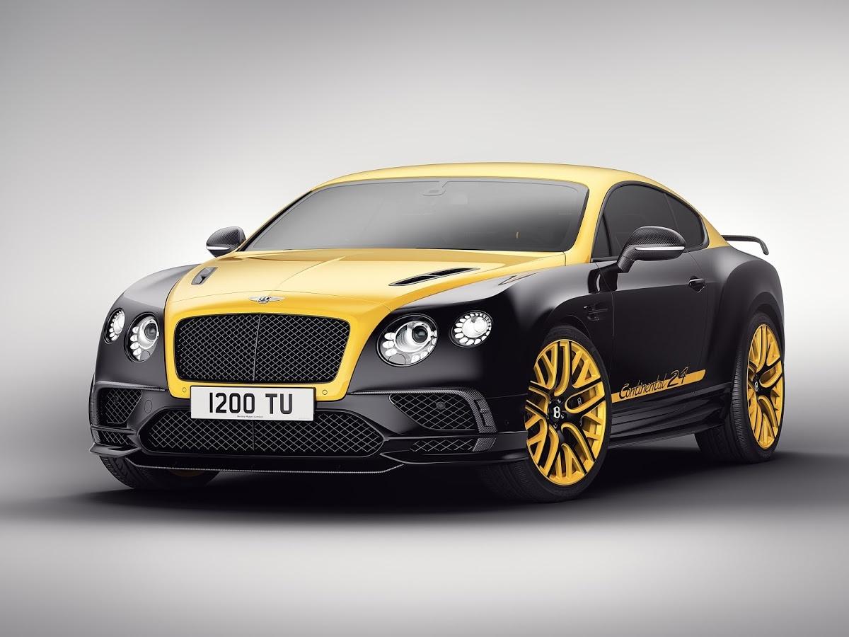 Category/bentley >> Bentley The Feel Of Fast
