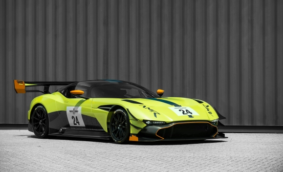 Aston Martin Vulcan AMR Pro Front