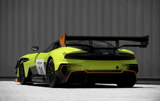 Aston Martin Vulcan AMR Pro Rear