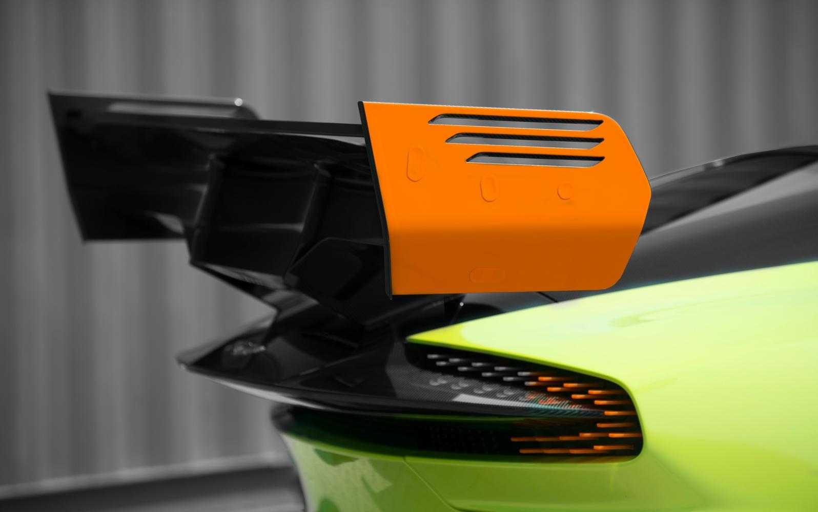 Aston Martin Vulcan AMR Pro Wing
