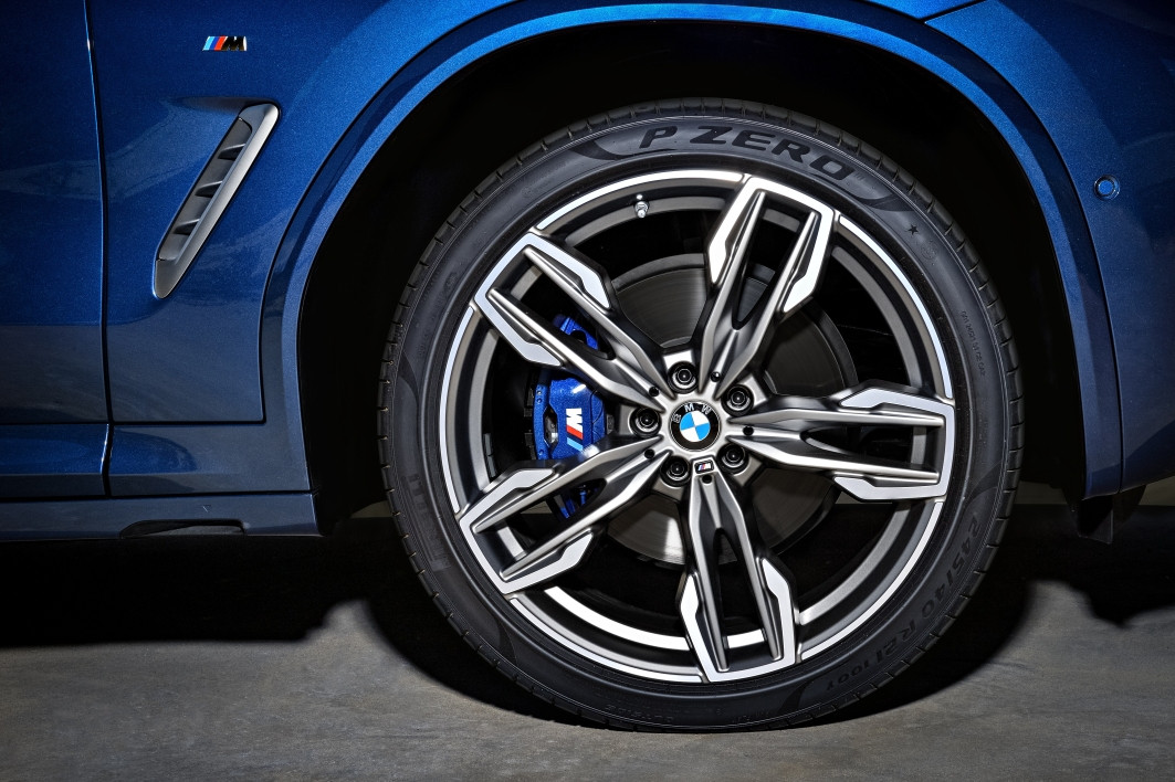 2018 BMW X3 M401 Wheels