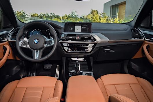 2018 BMW X3 M401 Interior