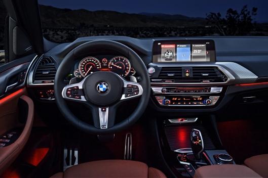 2018 BMW X3 M401 Interior 2