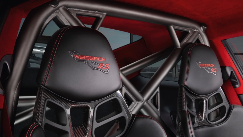 Porsche 911 GT2 RS Headrests
