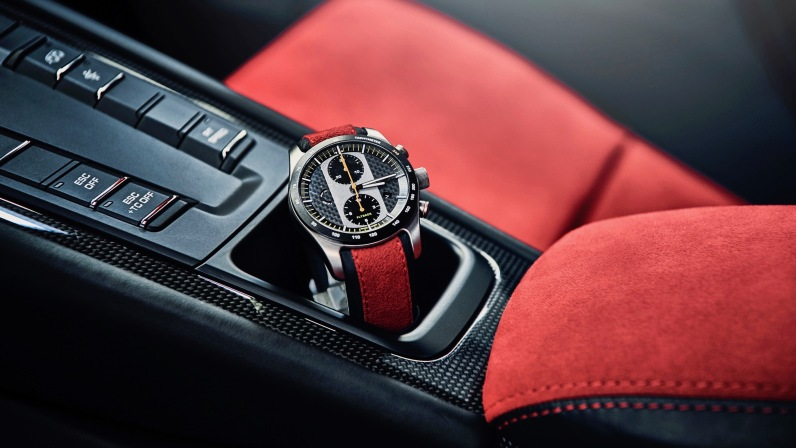 Porsche 911 GT2 RS Watch