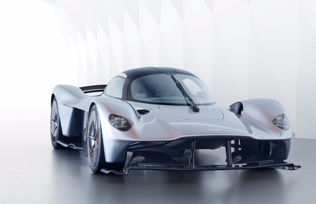 Aston Martin Releases More Pictures Of The Valkyrie But Still No - Aston martin specs