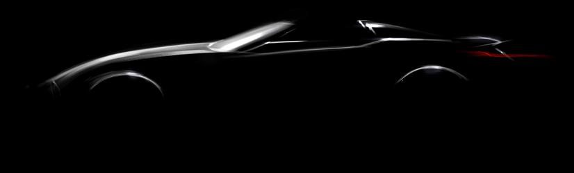 New BMW Roadster Teaser